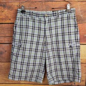 🍄3/45$🍄 Black brown 1826 golf men's shorts